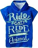 Animal Boy's Ride Towel Poncho