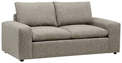 Superbe Stone U0026 Beam Hoffman Down Filled Performance Sofa, ...