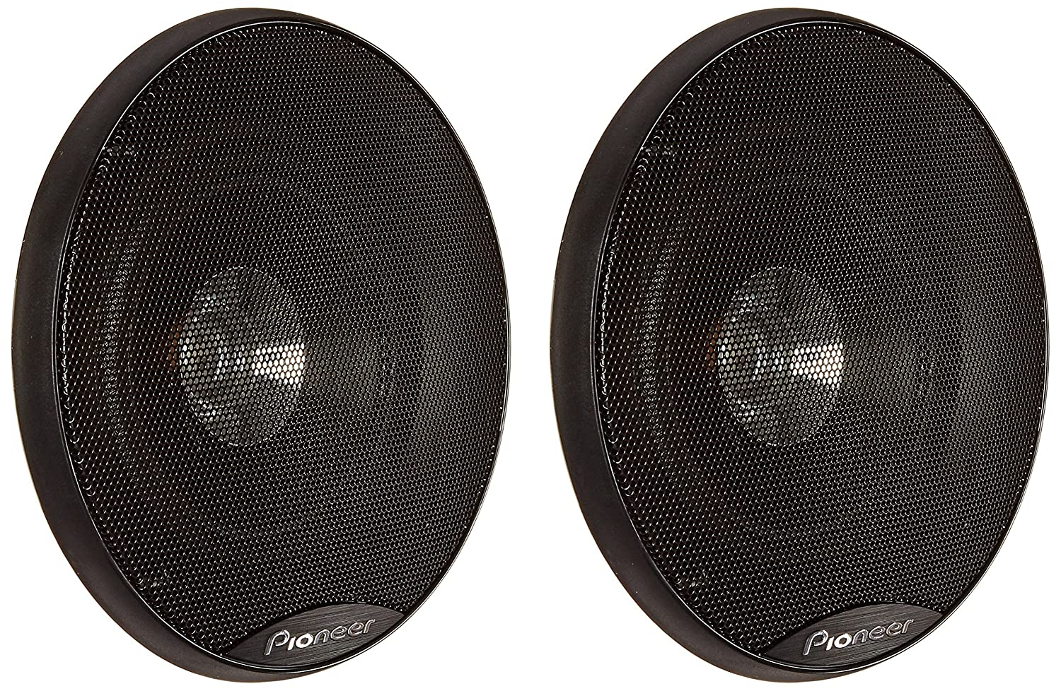 Amazon.com: Pioneer TS-G1015R Dual Cone 4-Inch 190 W 1-Way Speakers-Set of 1: Car Electronics