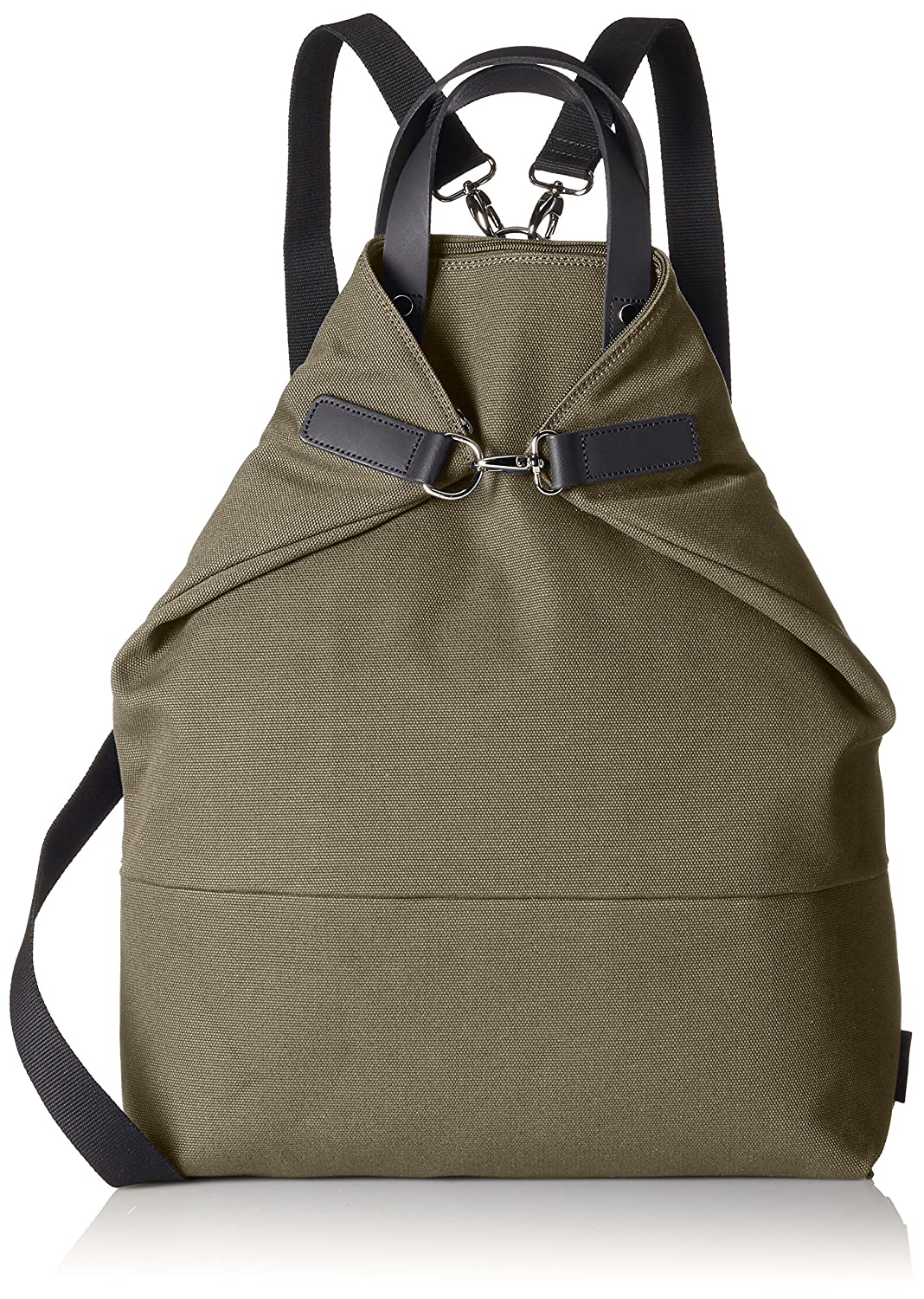 7170f745db889 Jost Lund X-Change 3-Way Bag Backpack 22.4 L Olive Green  Amazon.co.uk   Sports   Outdoors