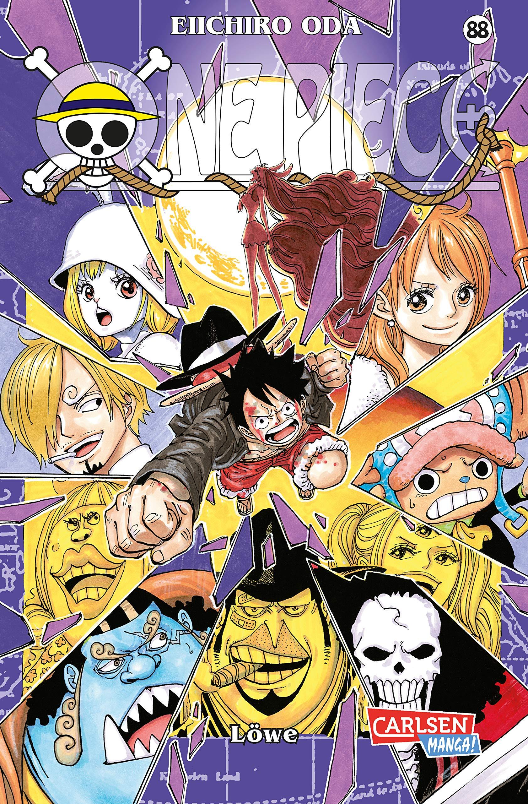 One Piece 88  88