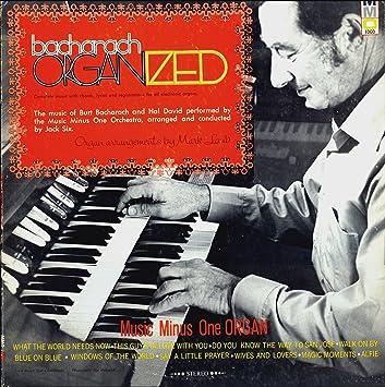 Amazon.com: Bacharach Organized: The Music of Burt Bacharach ...