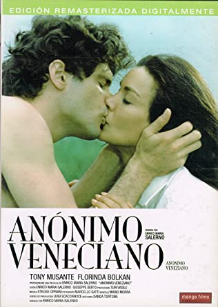 Amazon com: The Anonymous Venetian (Anonimo veneziano) [Non