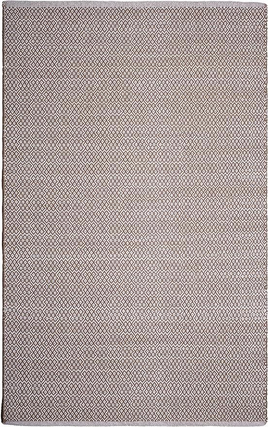 FAB HAB Alfombra de algodón Reciclado, Bodhi - Beige (240 cm x 300 cm): Amazon.es: Hogar