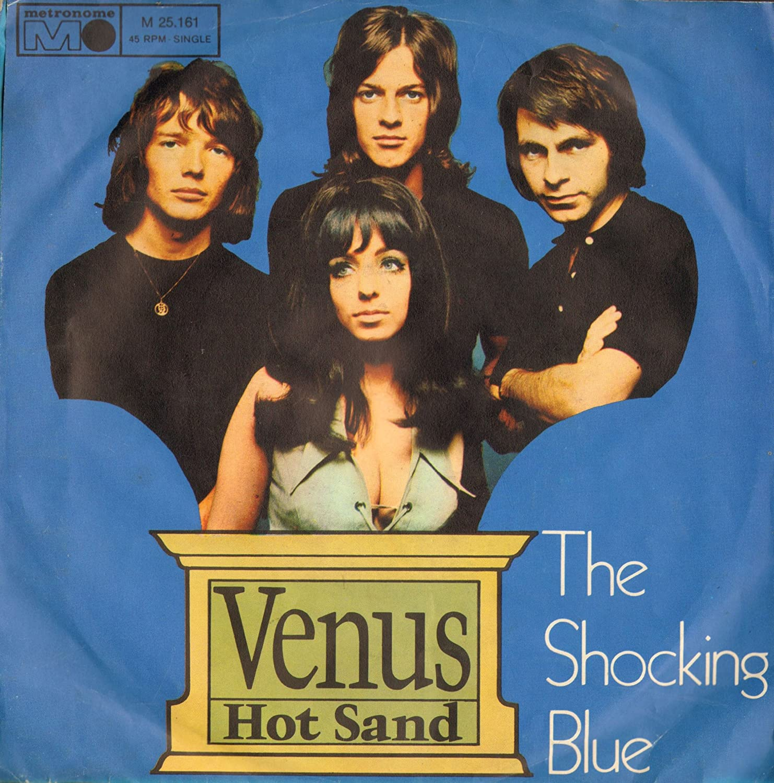 Venus/Hot sand / Vinyl single : Shocking Blue, Shocking Blue: Amazon.fr: Musique