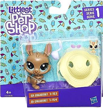 Littlest Pet Shop Littles Pep Parejas Con Accesorios Hasbro ...