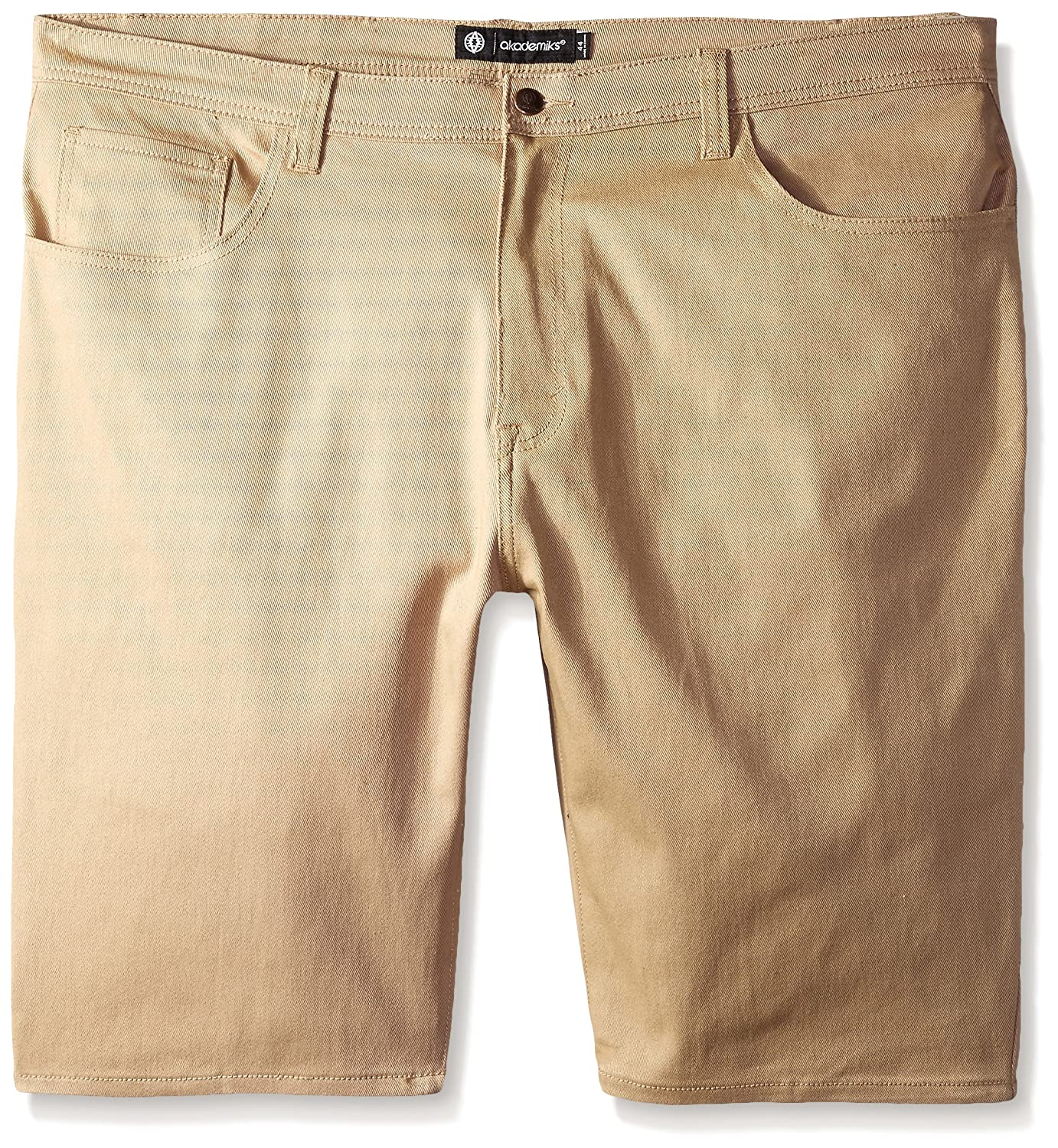 Akademiks Men's Big-Tall Big and Tall Shady Stretch Short Akademiks Young Men's AB16SH01