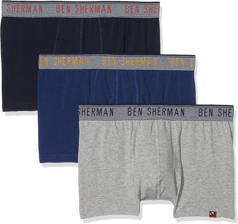 Ben Sherman Dominic Bóxer para Hombre