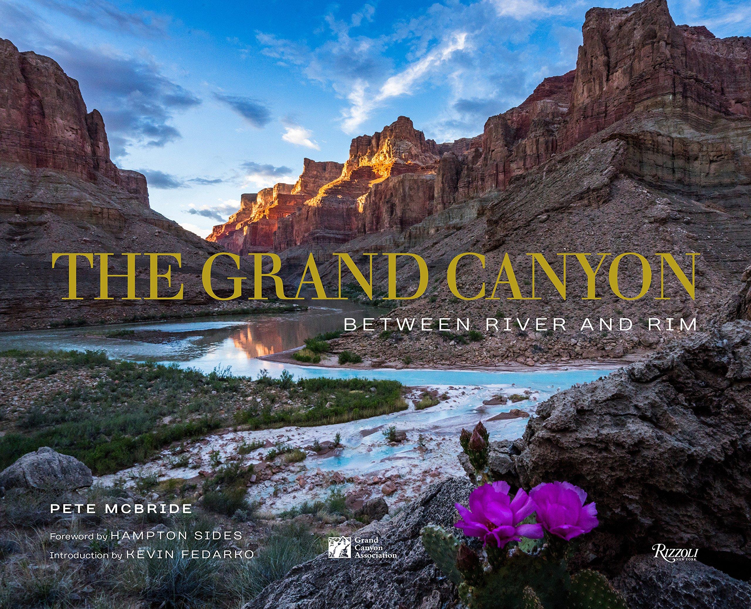 the grand canyon between river and rim pete mcbride kevin fedarko