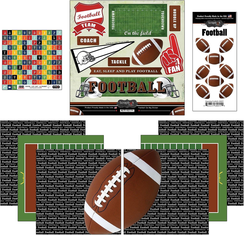 Football Shirt Wooden Embellishments x 10 Crafts Scrapbooking Card Making