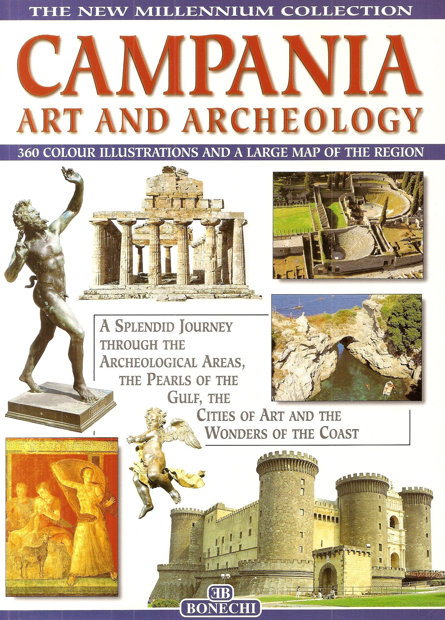 Campania (New Millennium Collection: Europe) PDF
