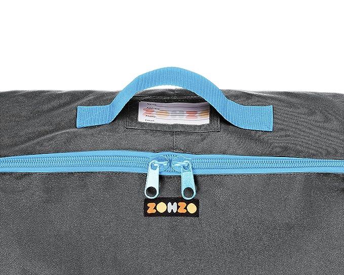 Funda acolchada y ajustable para asiento de coche, de Zohzo ...