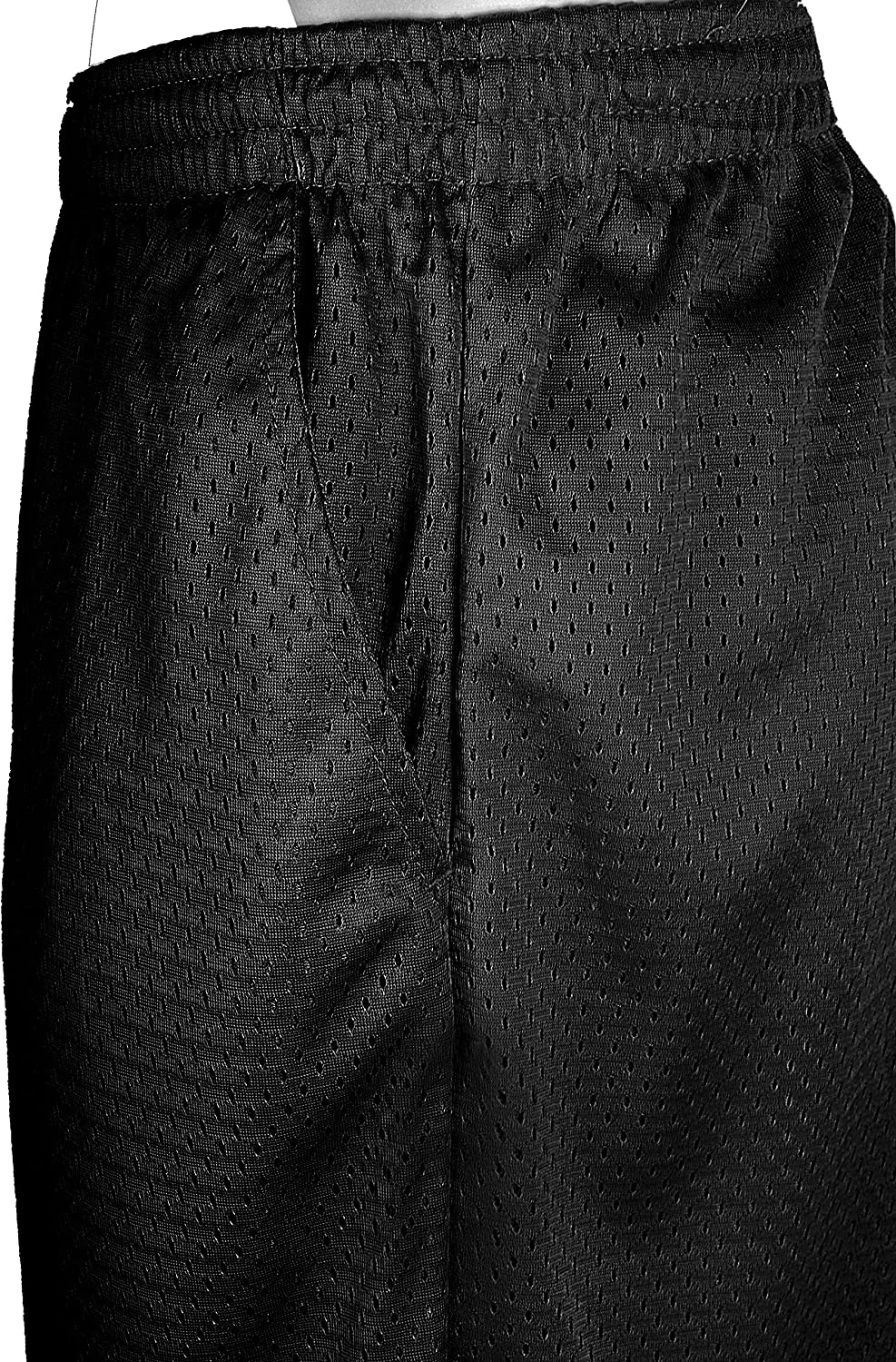 S-6X SET3/_Royal/_BLK/_RED 3XL Athletic Gym Workout Short with Pockets OLLIE ARNES Mesh Basketball Shorts for Men