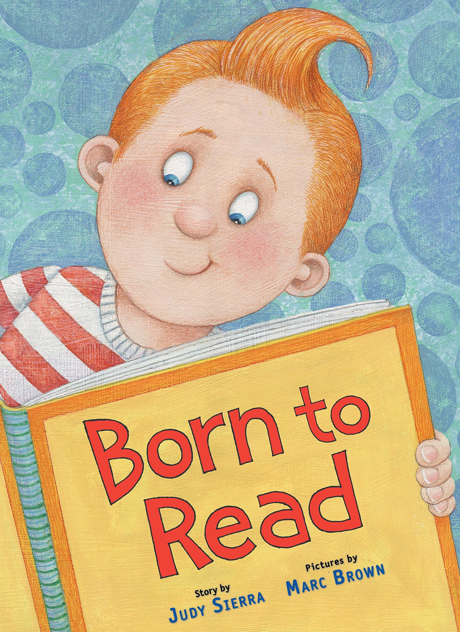 Image result for born to read book
