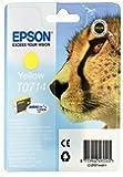 Epson T0714 Cartouche d'encre d'origine DURABrite Ultra Jaune