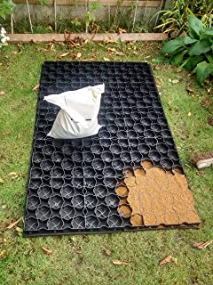 garden shed base eco paver shed base 6ft x 3ft including weed control fabric and pins - Garden Sheds 3ft Wide