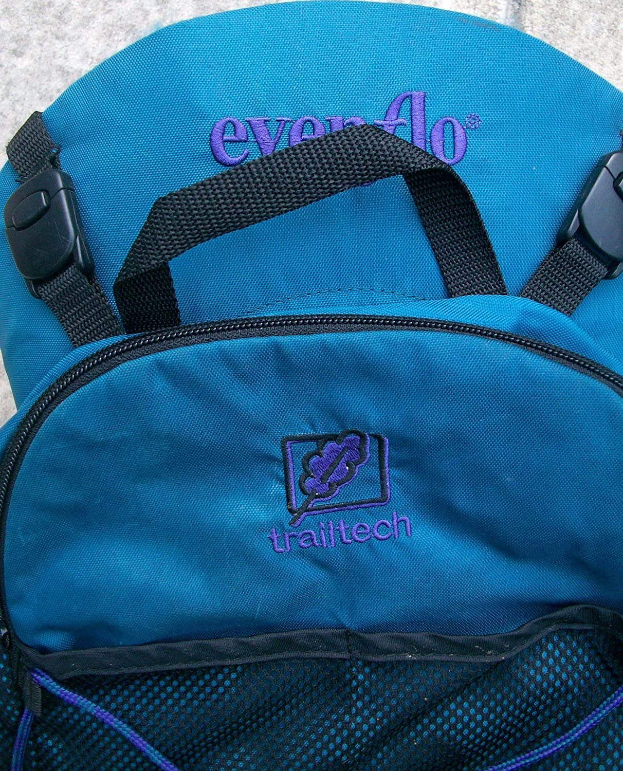 Evenflo Trailblazer Hiking Baby Backpack Carrier Fenix Toulouse