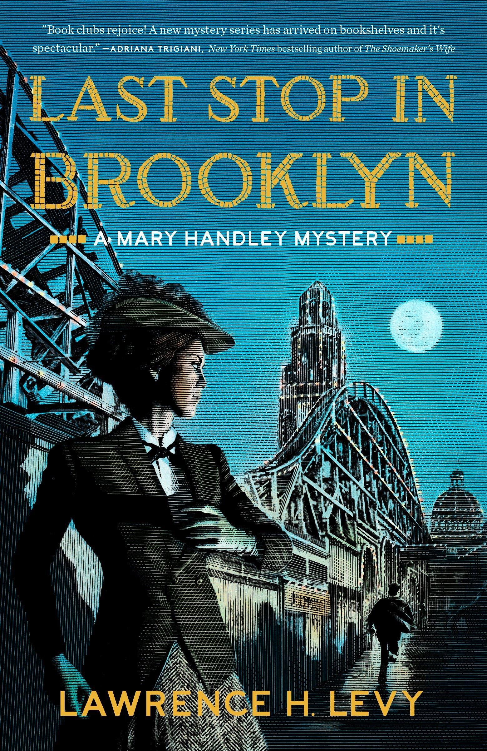 Amazon.com: Last Stop in Brooklyn: A Mary Handley Mystery ...