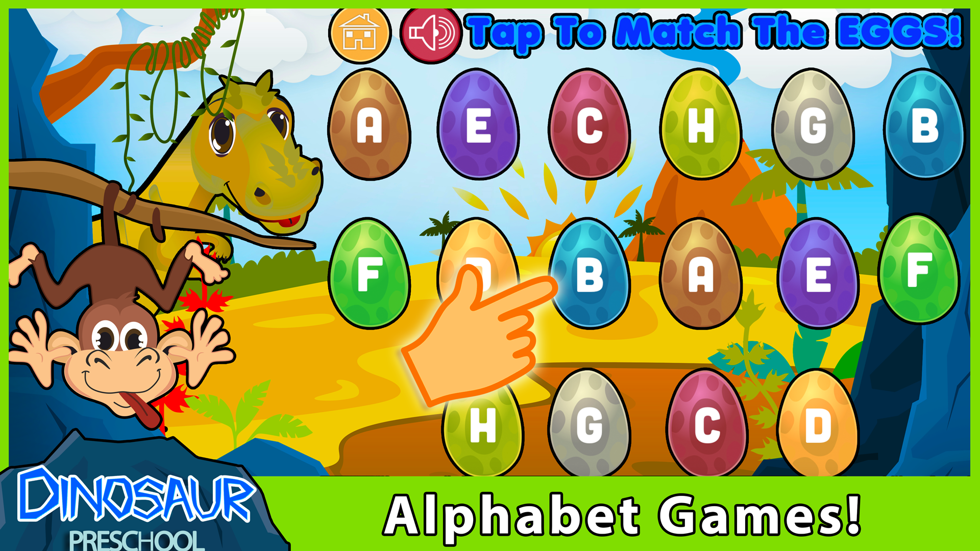 Amazon.com: Dinosaur Games for Kids Free - Preschool Dino ...