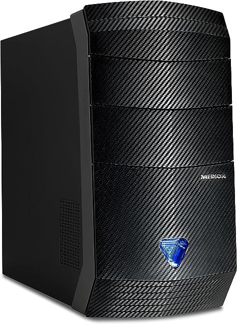 MEDION ERAZER P3615 D - Ordenador de sobremesa (AMD Ryzen 5 1400 ...
