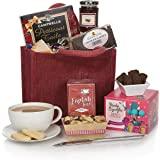 Sweet Treats For Her - The Perfect Complete Gift for a Special Lady on Her Birthday or as a Thank You Present