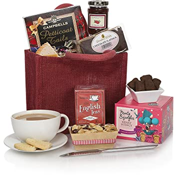 Sweet treats for her hamper the perfect gift hampers ideal as sweet treats for her hamper the perfect gift hampers ideal as a birthday present negle Images