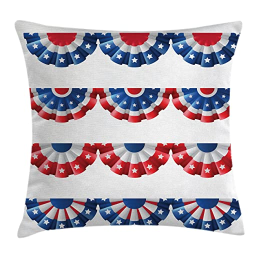 Bandera Americana manta almohada Funda de cojín por ...