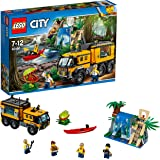Lego City - Le Laboratoire Mobile de la Jungle - 60160 - Jeu de Construction