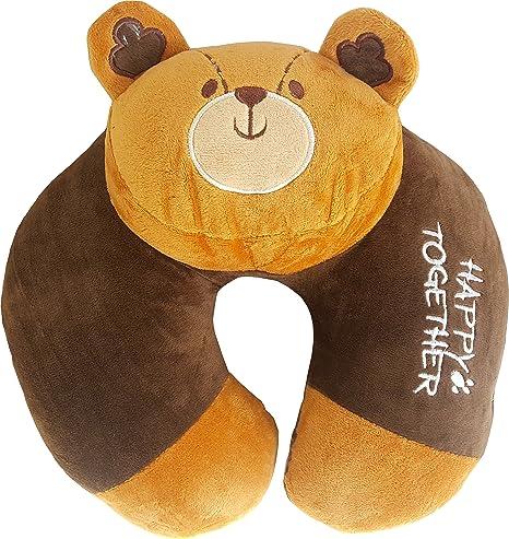 Almohada cervical 3d oso de peluche Niños Forma de U ...