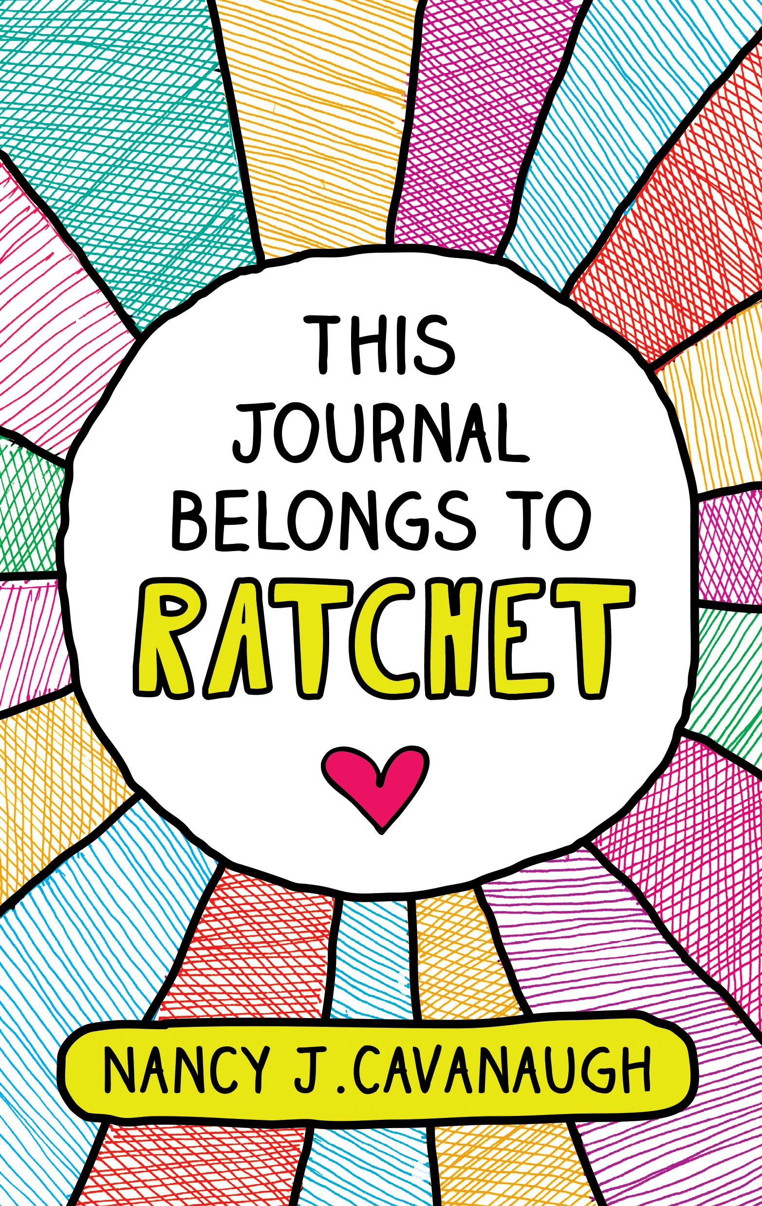 Image result for journal belongs to ratchet
