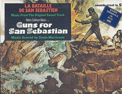Amazon.com: La Bataille de San Sebastien (Guns for San ...