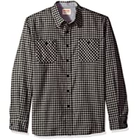 Wrangler Authentics Men's Long Sleeve Flannel Shirt