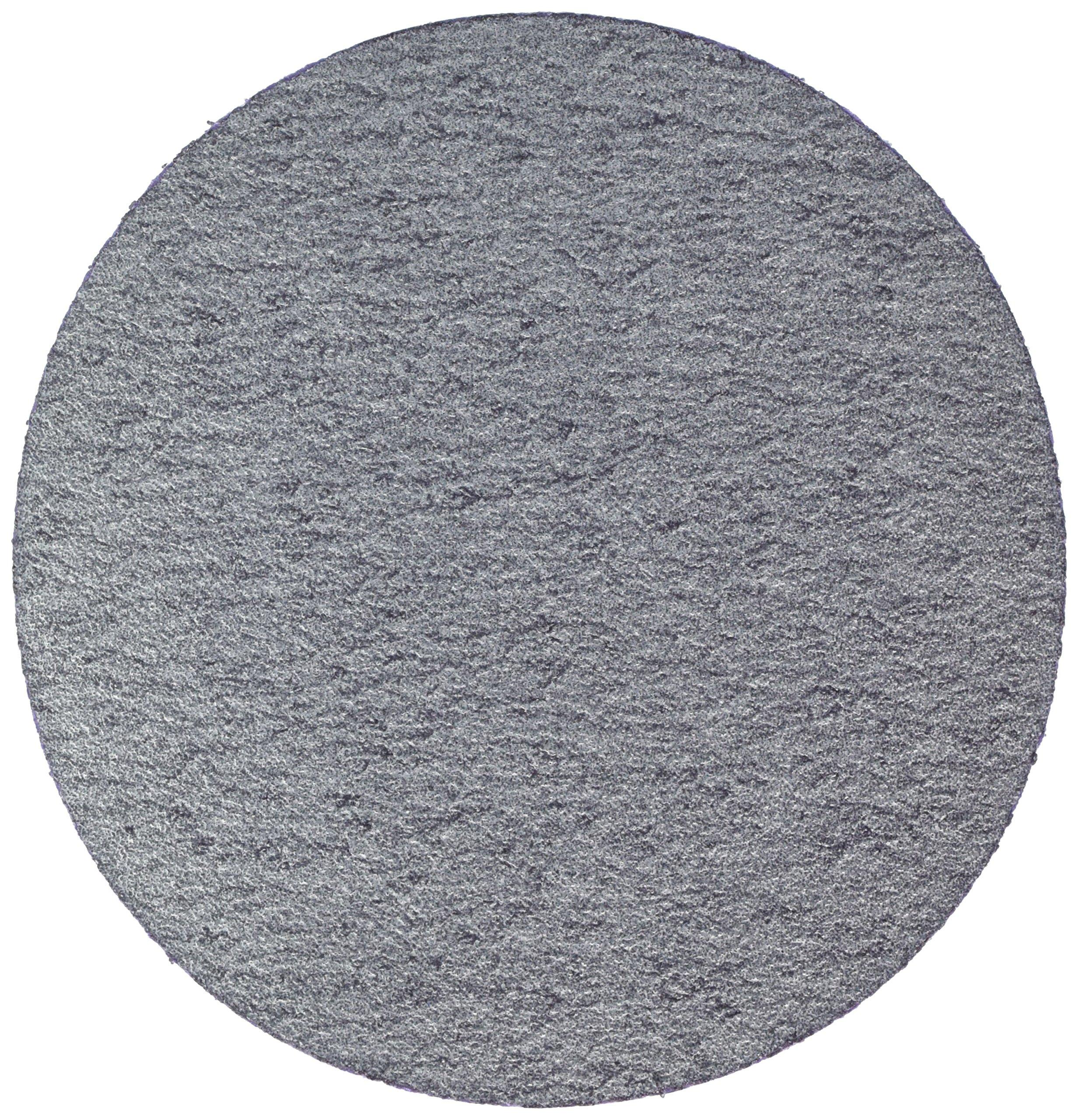 3M 30684 Purple 6'' P80E Grit Abrasive Disc