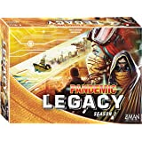 Z-Man Games Pandemic: Legacy Season 2 (Yellow Edition) Board Games