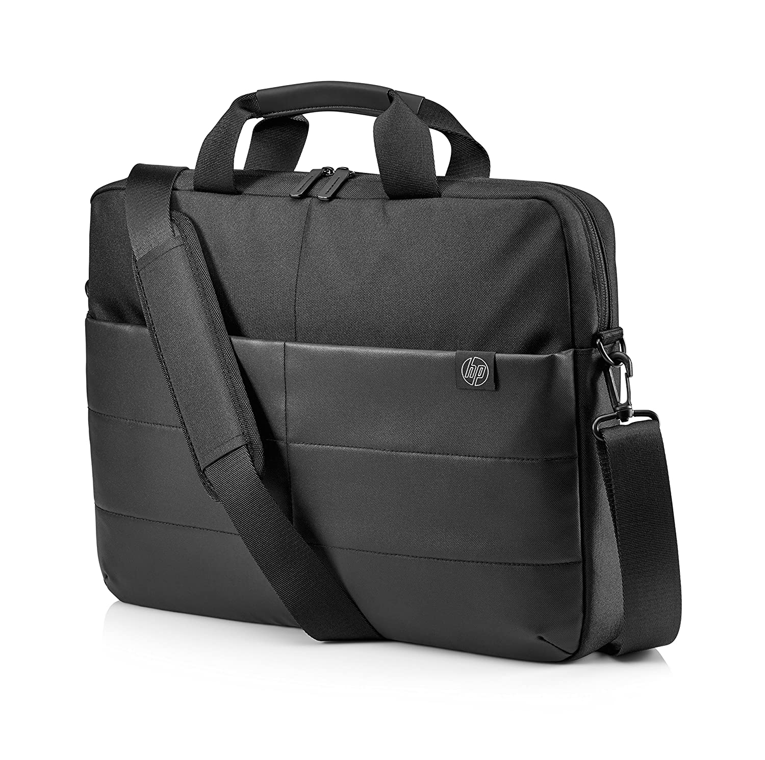 HP 1FK07AA 39.62 cm Classic Briefcase for 15.6-Inch Laptop - Click Image to Close