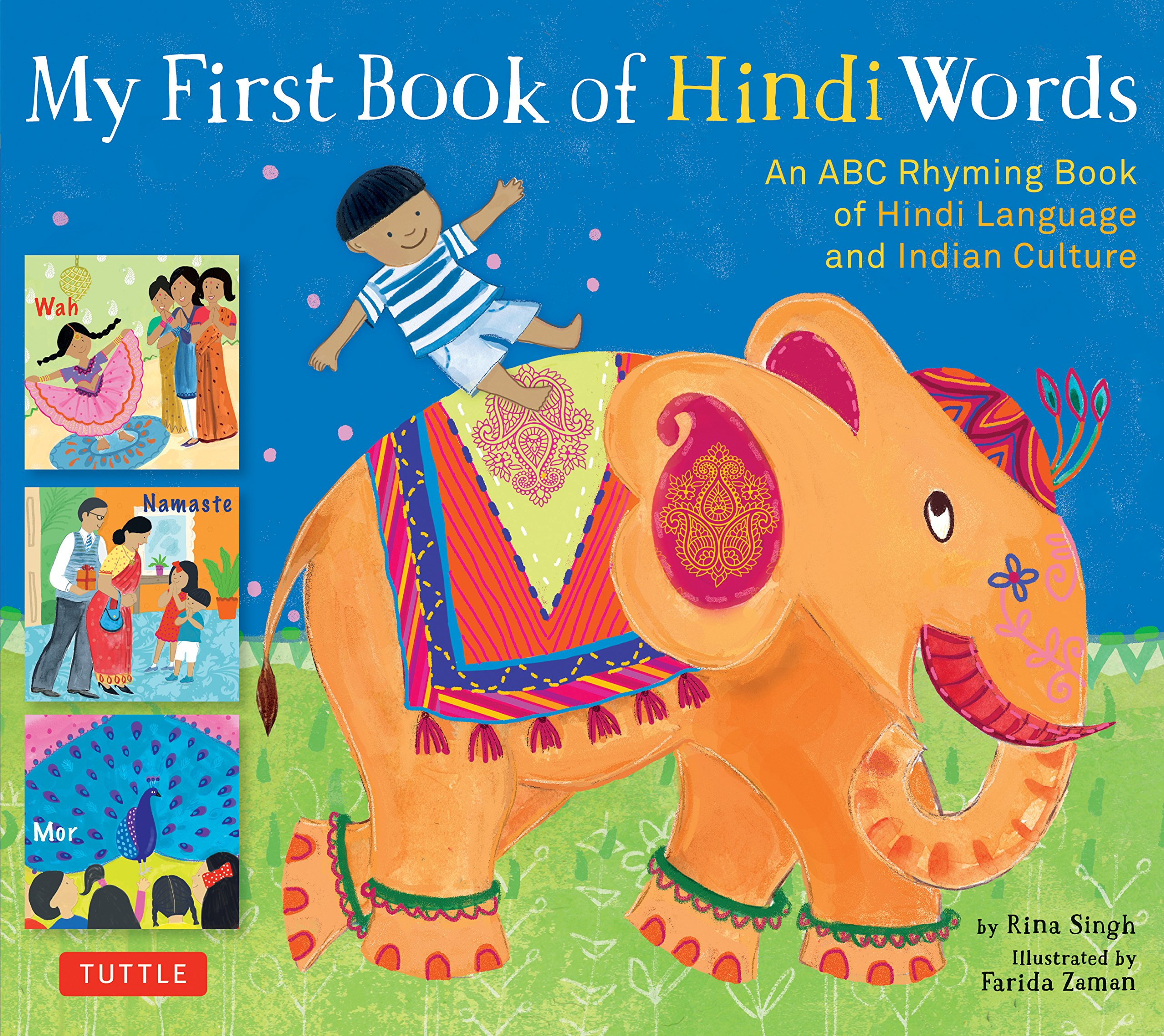 Download My First Book of Hindi Words: An ABC Rhyming Book of Hindi Language and Indian Culture (My First Book Of...-miscellaneous/English) pdf