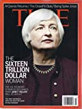 Time (January 20, 2014 - Janet Yellen Cover)