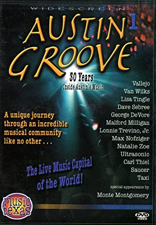 Amazon com: Austin Groove: 50 Years Inside Austin's Music