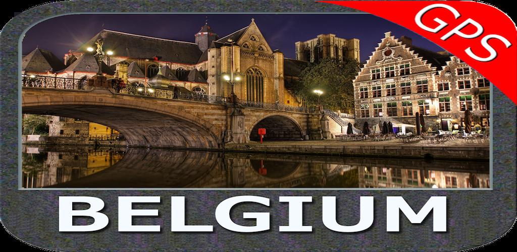 Belgium GPS Map Navigator: Amazon.es: Appstore para Android