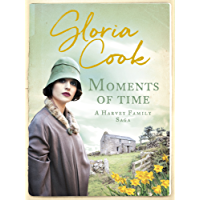 Moments of Time (Harvey Family Sagas Book 2)