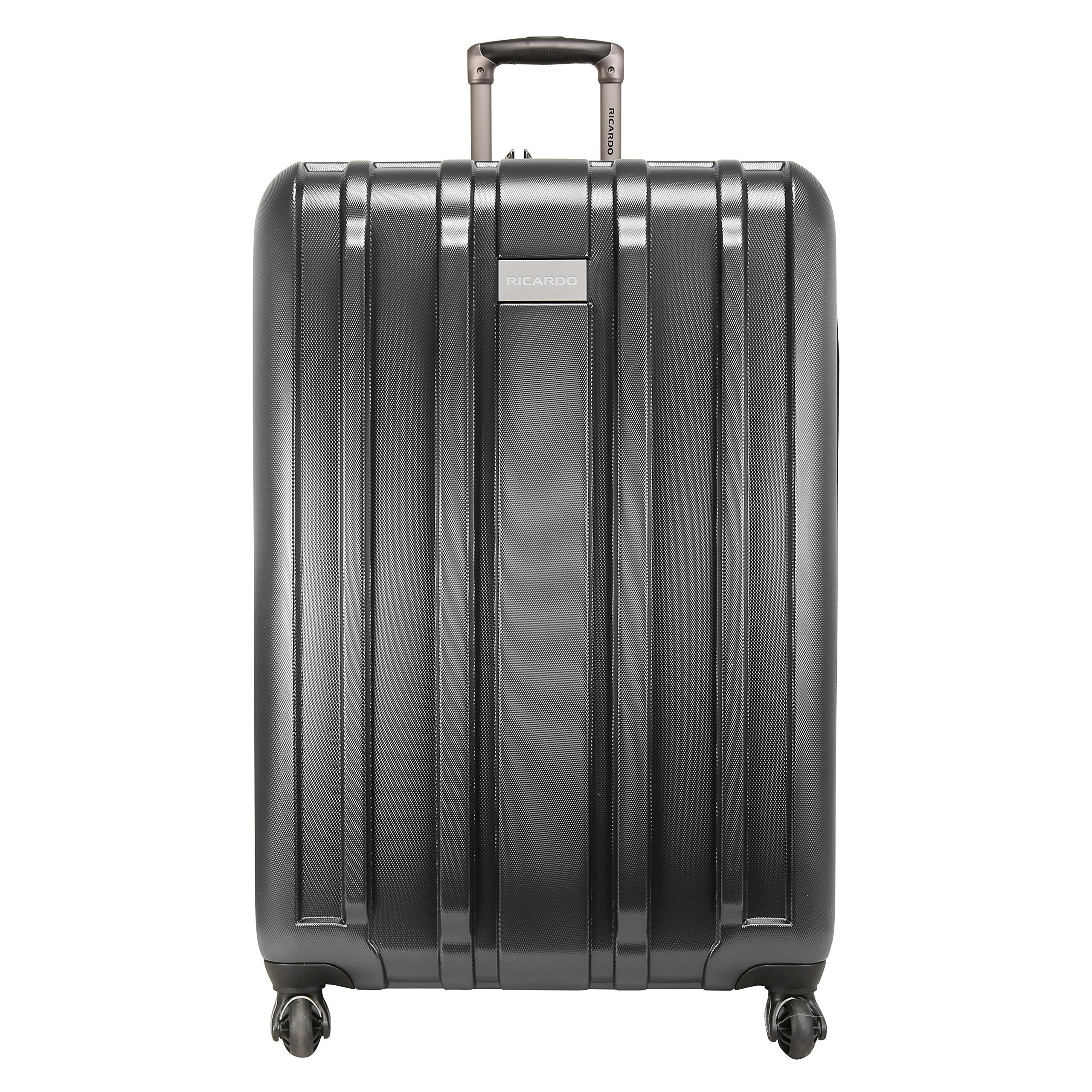 Ricardo Beverly Hills Yosemite 29-inch Spinner Upright Suitcase, Gray