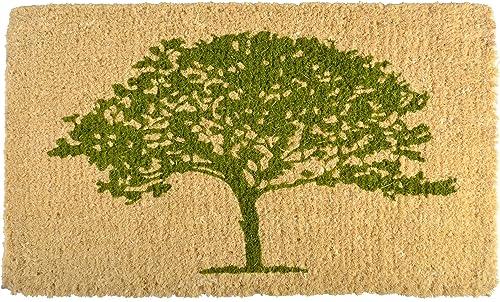 Esschert Design Tree Coir Doormat