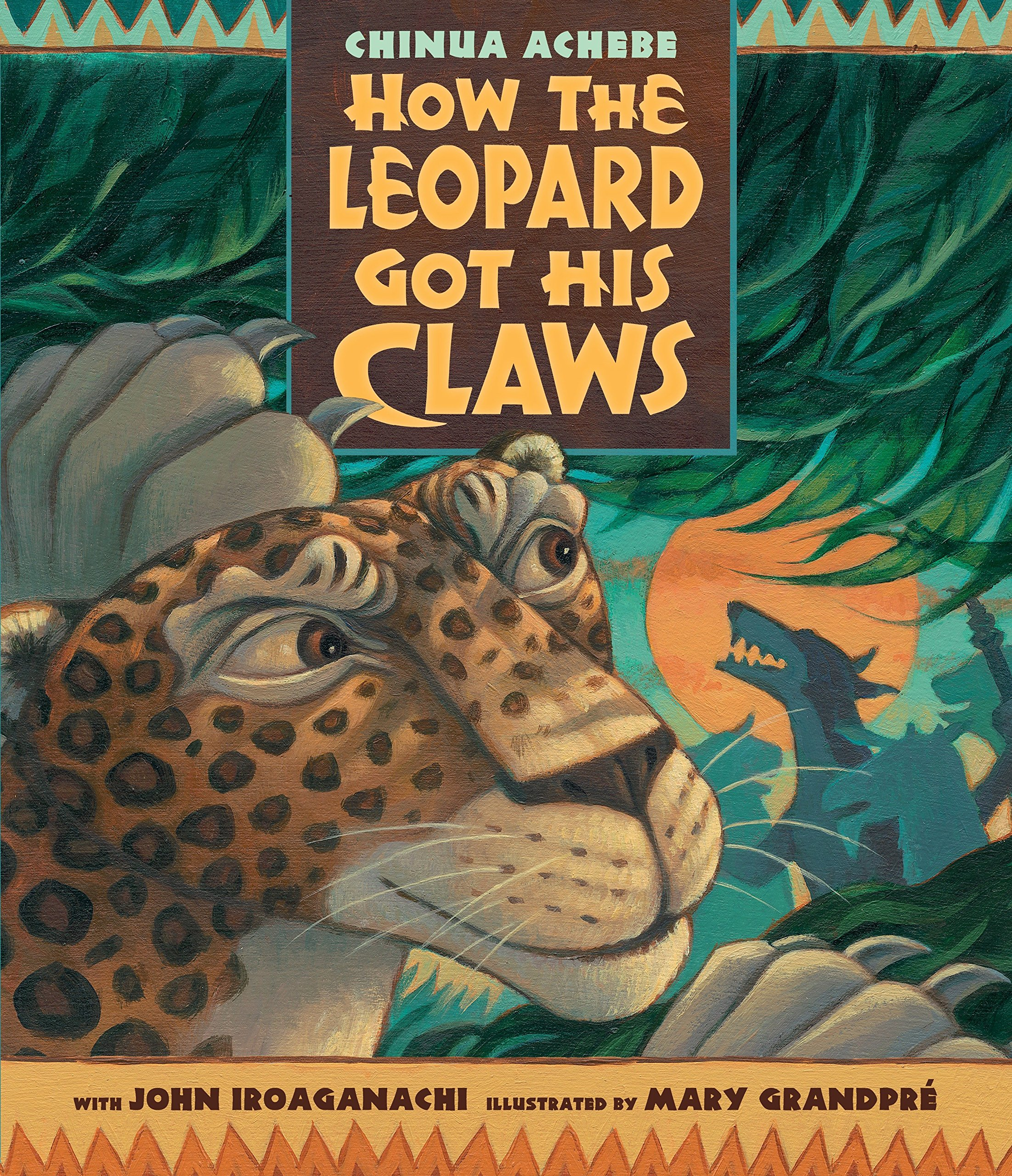 How the Leopard Got His Claws by Candlewick Press (Image #1)