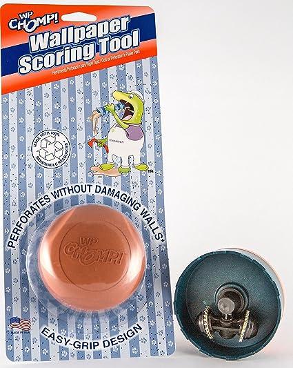 Wp Chomp Wallpaper Scorer Remover Tool With Hardened Steel Wheels 52014
