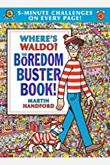 Where's Waldo? The Boredom Buster Book: 5-Minute Challenges Hardcover