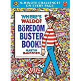 Where's Waldo? The Boredom Buster Book: 5-Minute Challenges