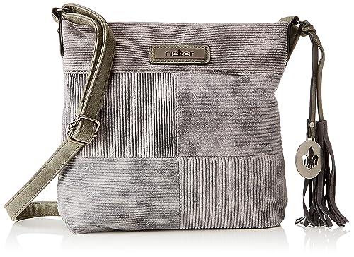 Rieker Damen H1010 Tasche 1,5x25x25,5 cm