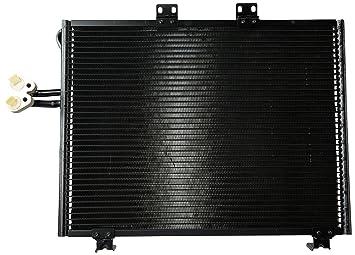 Denso DCN06013 Condensador, aire acondicionado