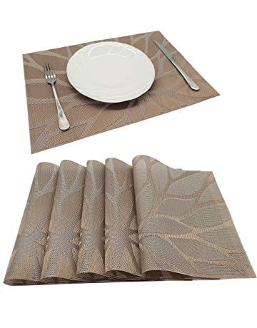 Amazon Com Place Mats Home Kitchen