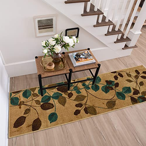 Mohawk Home Plum Vine Area Rug 1' 8″ x5'